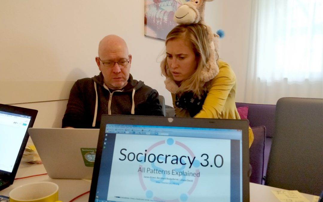 New Version of Sociocracy 3.0 – A Practical Guide
