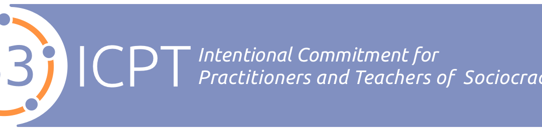 The Intentional Commitment for Practitioners and Teachers of Sociocracy 3.0