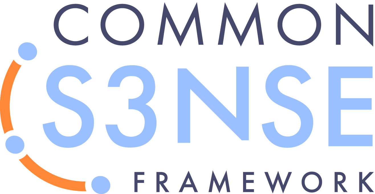 New! The Common Sense Framework